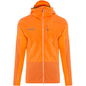 Mammut Eisfeld Light SO Hoody Men sunrise